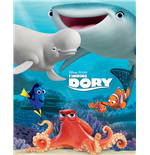 Finding Dory - Friend Group (Mini Poster 40X50 Cm)