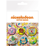Nickelodeon - 90'S Characters (Badge Pack)