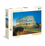 Puzzle 1000 Pz - High Quality Collection - Italia - Roma Colosseo