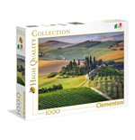 Puzzle 1000 Pz - High Quality Collection - Italia -  Tuscany