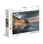 Puzzle 500 Pz - High Quality Collection - Manarola