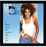 Whitney Houston - I Wanna Dance With Somebody (Lp In Cornice)