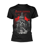 T-shirt Realm Of The Damned CHURCH