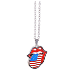 Collana The Rolling Stones - Design: USA tongue