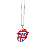 Collana The Rolling Stones - Design: Union Jack Tongue
