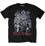 T-shirt Bring Me The Horizon Flowers