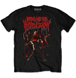 Bring Me The Horizon Men's T-shirt: Lightning