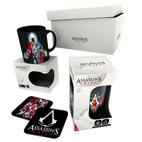 Set Regalo Assassin's Creed