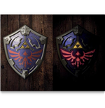 Zelda - Glow In The Dark Hylian Shield