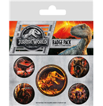 Spilla Jurassic World 312398