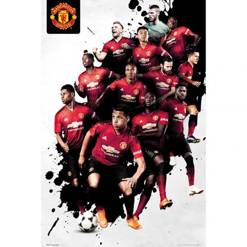 Poster Manchester United 312460