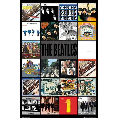 Poster The Beatles 312471