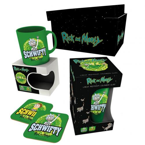 Set colazione Rick and Morty 312474