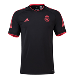 T-shirt Real Madrid 2018-2019 (Nero)