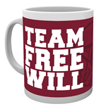 Tazza Supernatural - Team Free Will