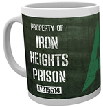 Arrow - Iron Heights Prison (Tazza)