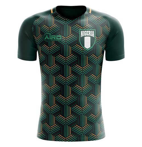 T-shirt Nigeria calcio 2018-2019 Third