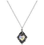 Alchemy: Crystal Heart (Collana Con Ciondolo)