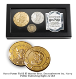Noble NN7234 - Harry Potter - Gringotts (Set Monete)