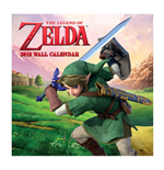 Calendario The Legend of Zelda 313030