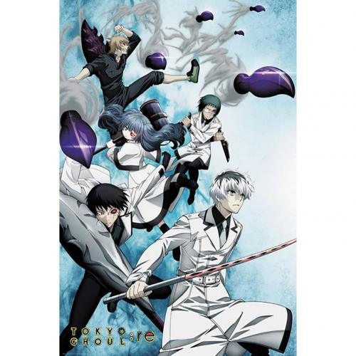 Poster Tokyo Ghoul 313064