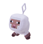 Minecraft - Baby White Sheep Clip (Peluche)