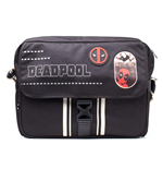 Deadpool - Icon Placement Printed Solid Black (Borsa)