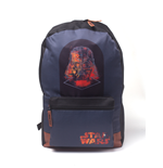 Star Wars - Darth Vader Placement Printed Black (Zaino)