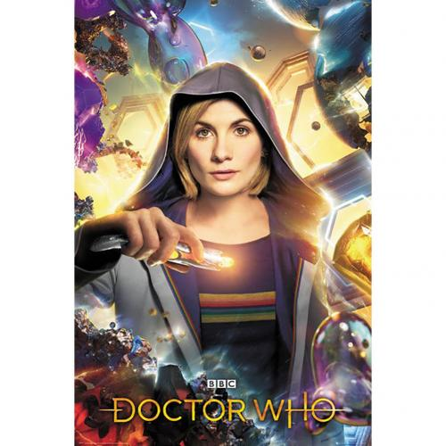 Poster Doctor Who 315294