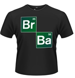 T-shirt Breaking Bad Elements