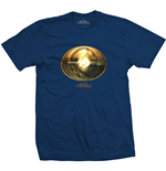 Marvel Comics - Doctor Strange Amulet Blue (T-SHIRT Unisex )