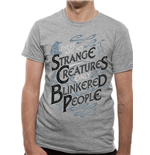 T-shirt Crimes Of Grindelwald - Design: Strange Creatures