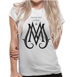 T-shirt Crimes Of Grindelwald da donna - Design: Ministry Deco Logo