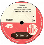 "Vinile Kinks (The) - Got Love If You Want It (7"")"