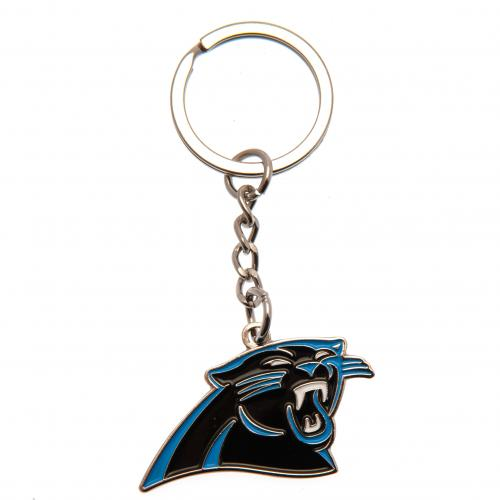 Portachiavi Carolina Panthers