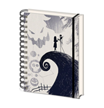 Block Notes Nightmare before Christmas 316735
