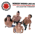 Vinile Red Hot Chili Peppers - Nobody Weird Like Us