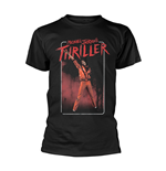 T-shirt Michael Jackson THRILLER