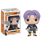 Funko - Pop! Animation - Dragonball Z - Trunks (Vinyl Figure)