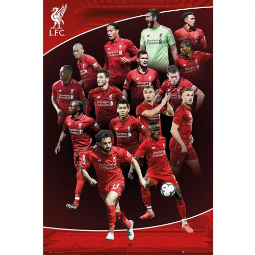 Poster Liverpool FC 317112