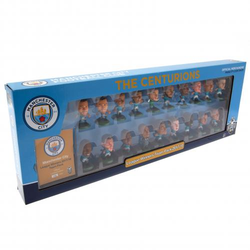 Action figure Manchester City SoccerStarz