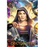 Doctor Who - Universe Calling (Poster Maxi 61x91,5 Cm)