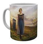 Doctor Who - 13Th Doctor (Tazza)