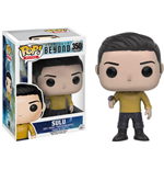 Funko - Pop! Movies - Star Trek Beyond - Sulu (Duty Uniform) (Vinyl Figure)