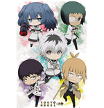 Tokyo Ghoul Re - Chibi Characters (Poster Maxi 61x91.5 Cm)