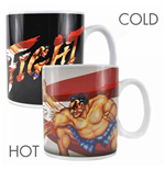 Street Fighter - E Honda (Tazza Termosensibile 400Ml)