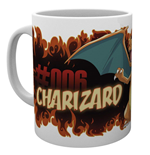 Pokemon - Charizard Fire (Tazza)
