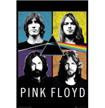 Pink Floyd - Band (Poster Maxi 61x91,5 Cm)