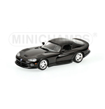 DODGE VIPER COUPE' 1993 BLACK