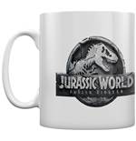 Jurassic World Fallen Kingdom - Logo (Tazza)